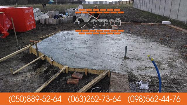 Купить бетон в харькове для фундамента цена газосиликатные блоки кладка на цементный раствор